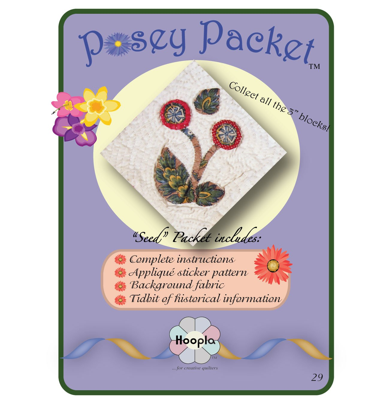 Posey Packet 29