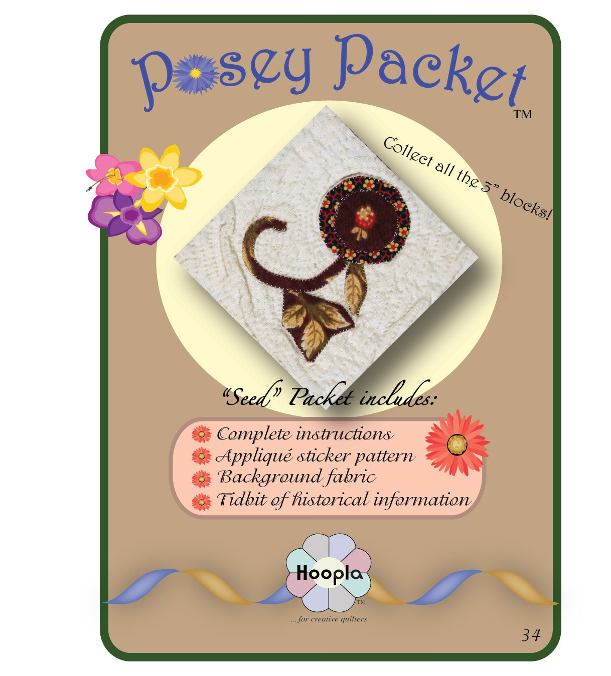 Posey Packet 34