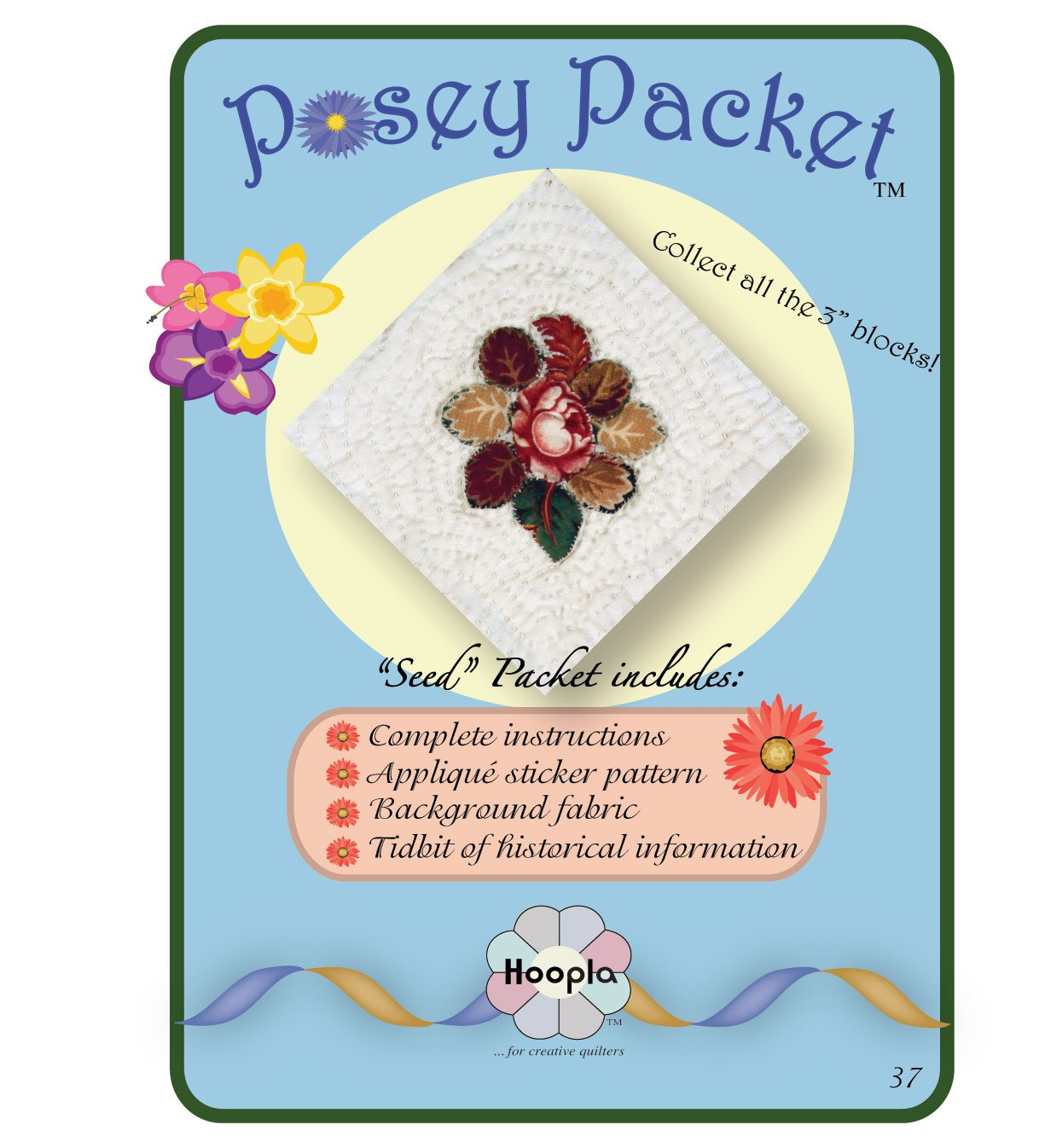 Posey Packet 37