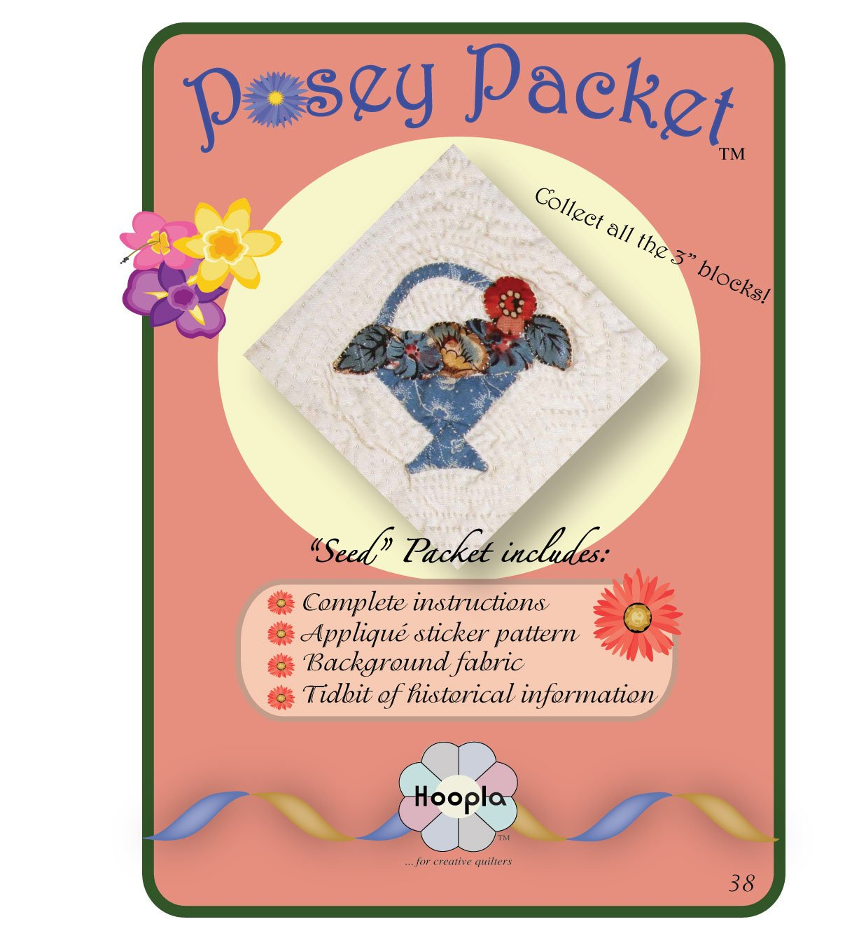 Posey Packet 38