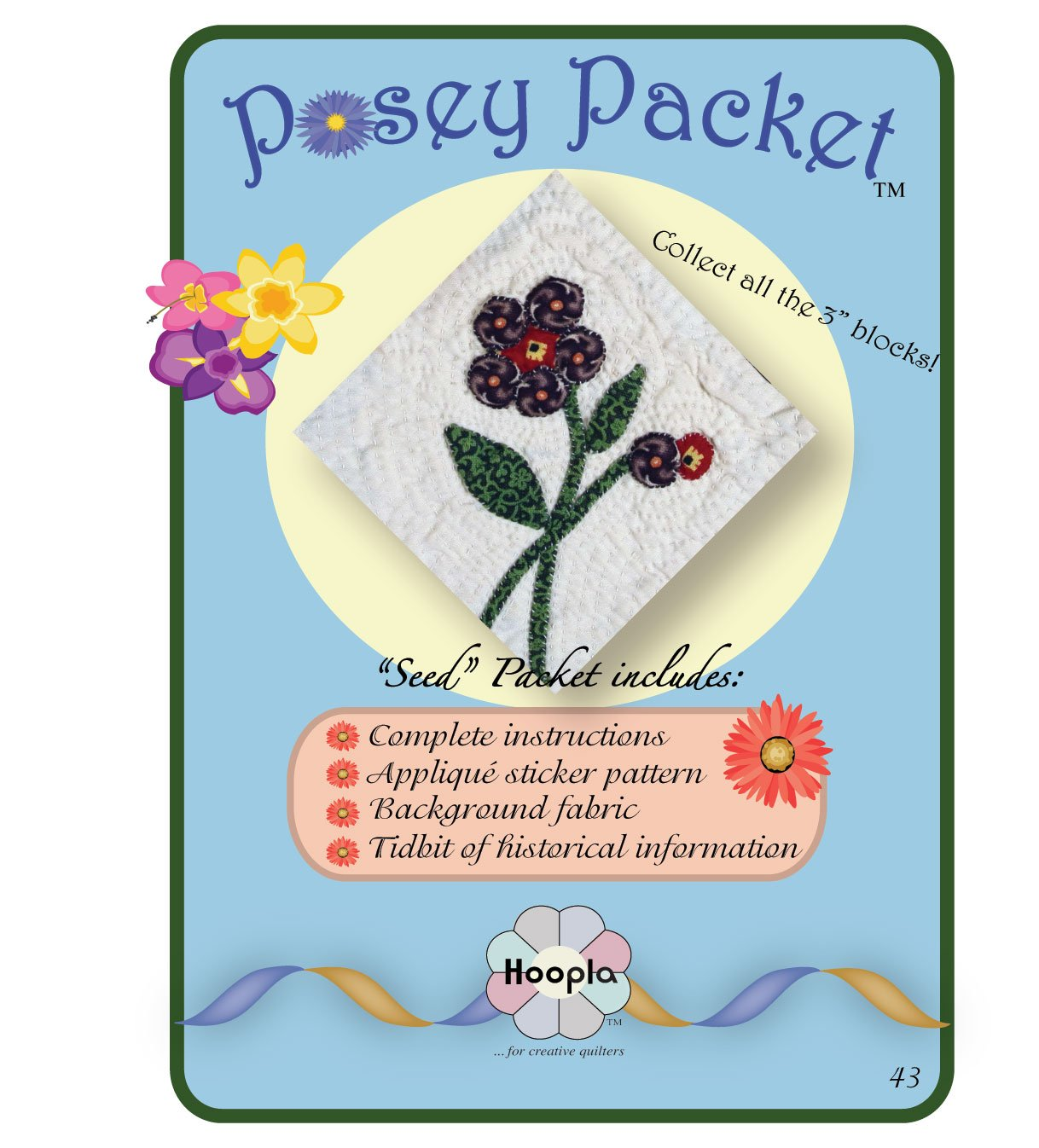 Posey Packet 43