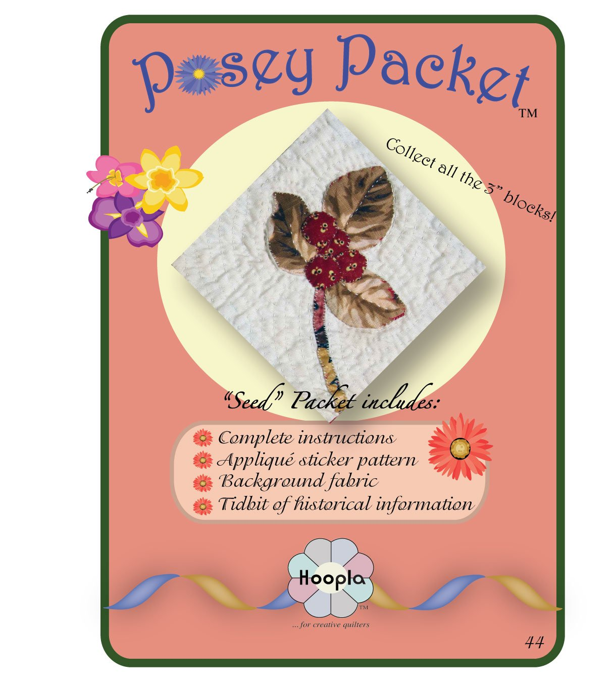 Posey Packet 44