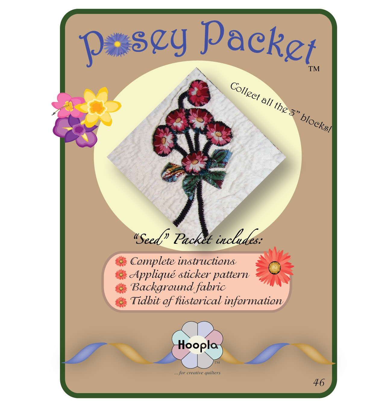 Posey Packet 46