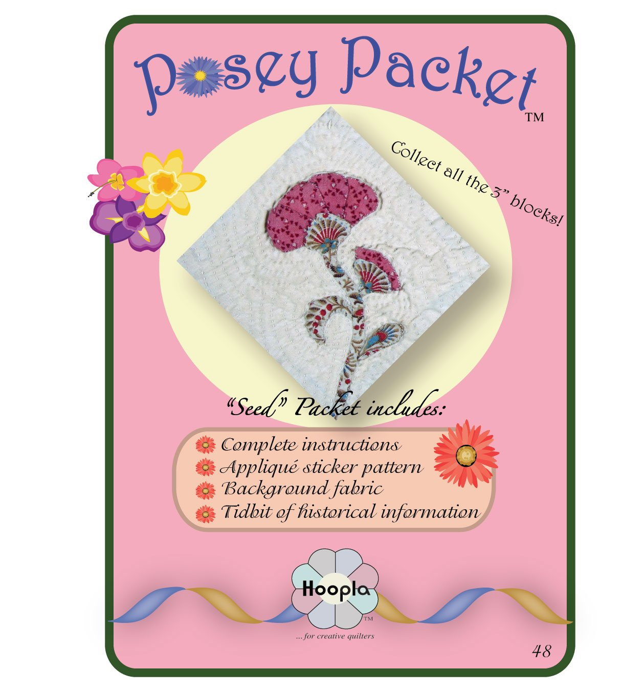 Posey Packet 48