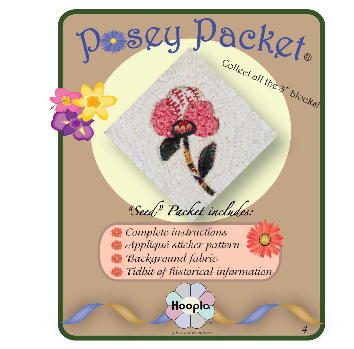 Posey Packet 4