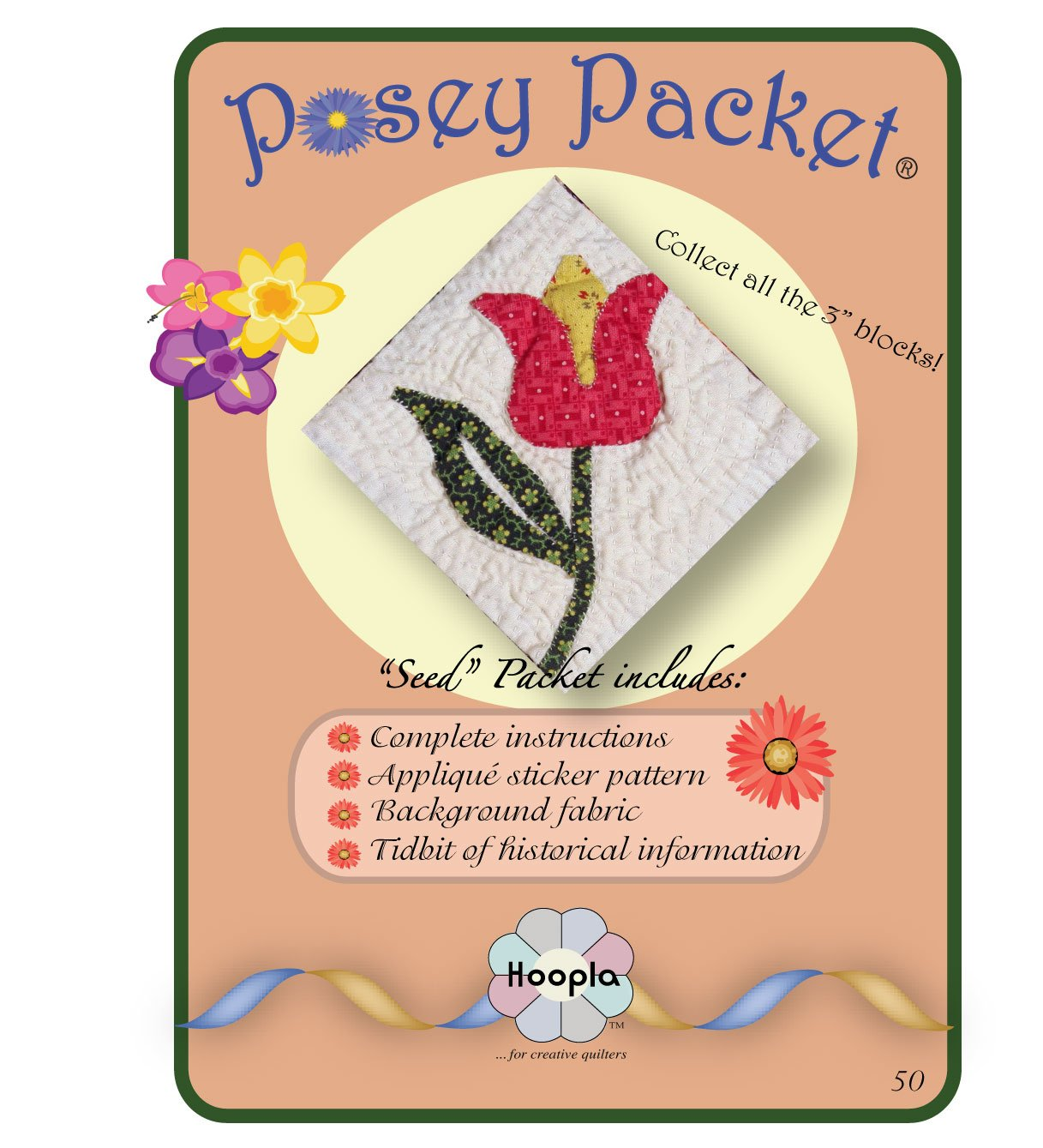 Posey Packet 50