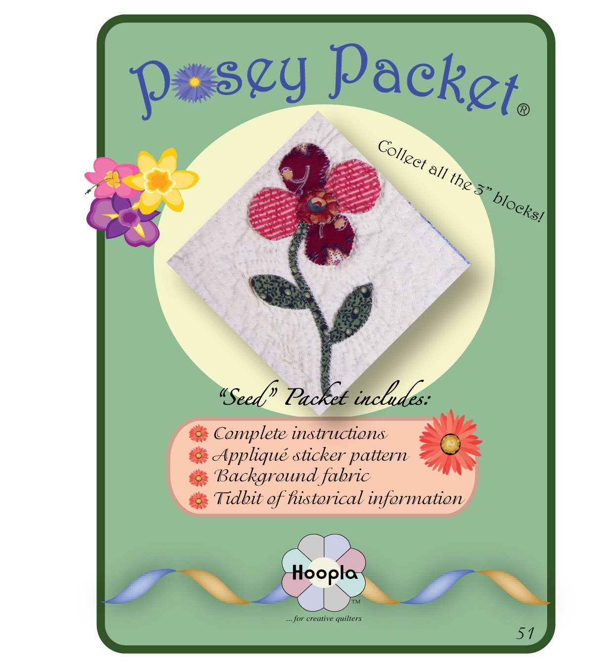 Posey Packet 51