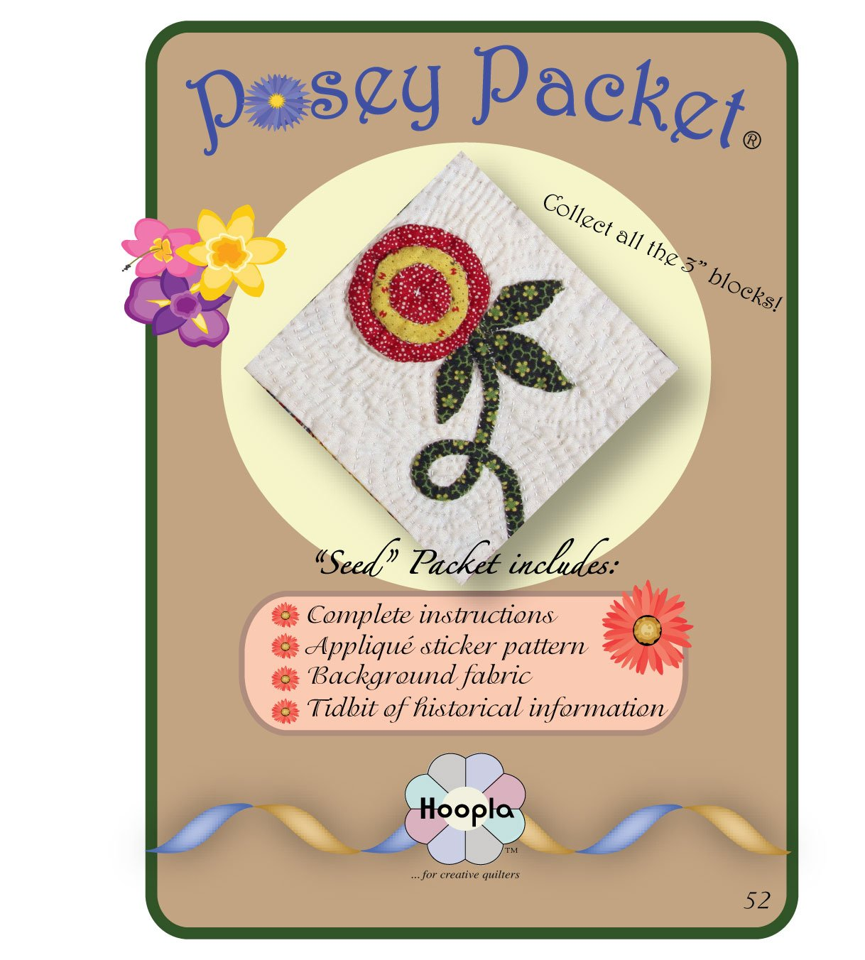 Posey Packet 52