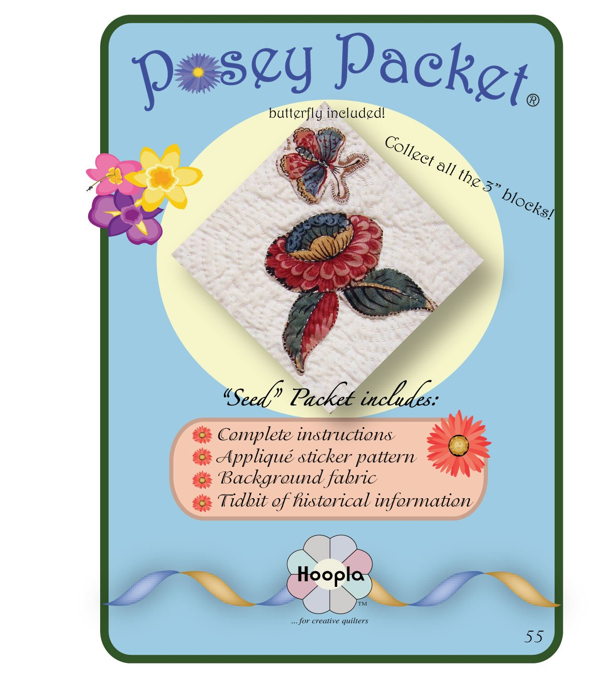 Posey Packet 55