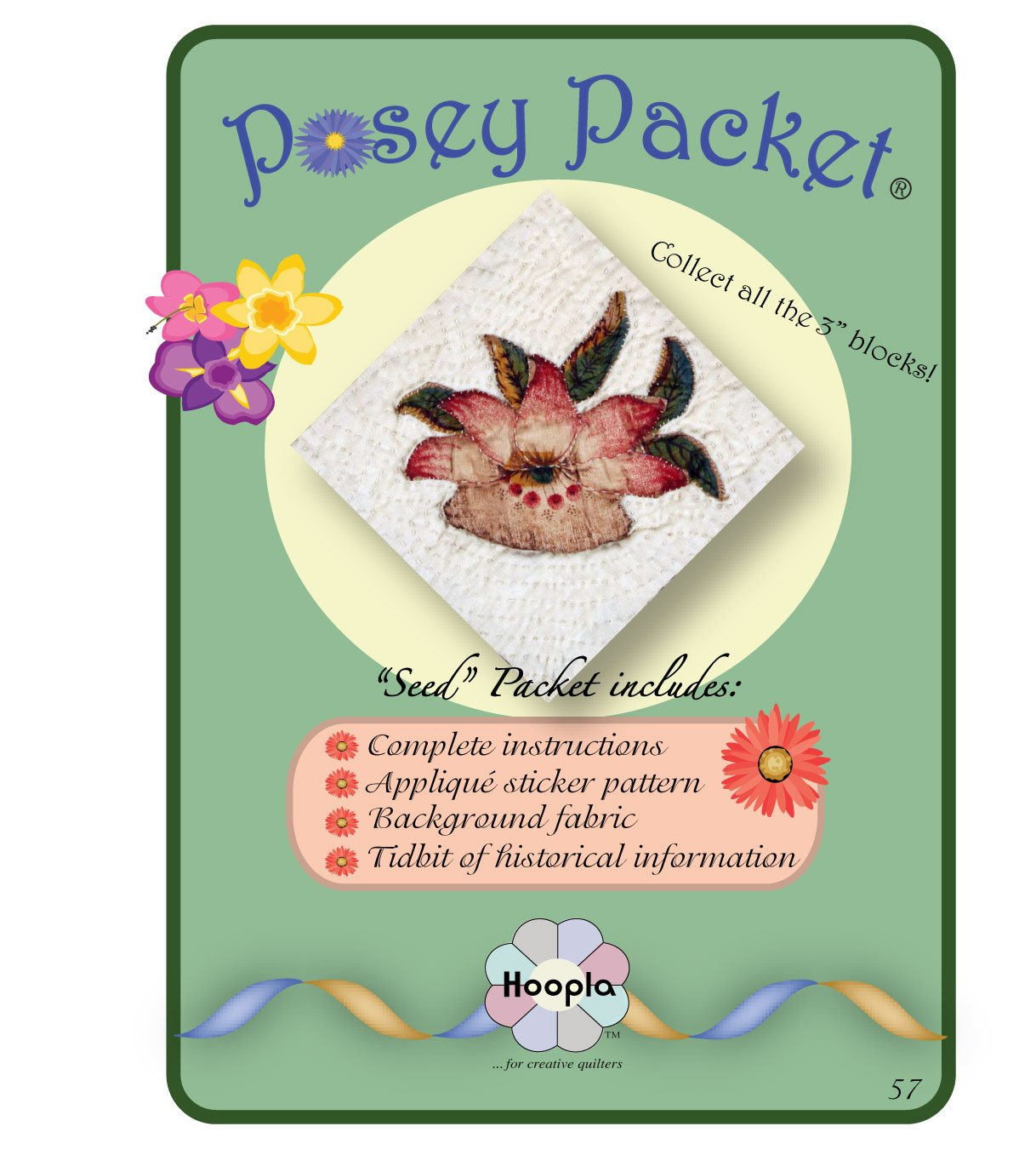 Posey Packet 57