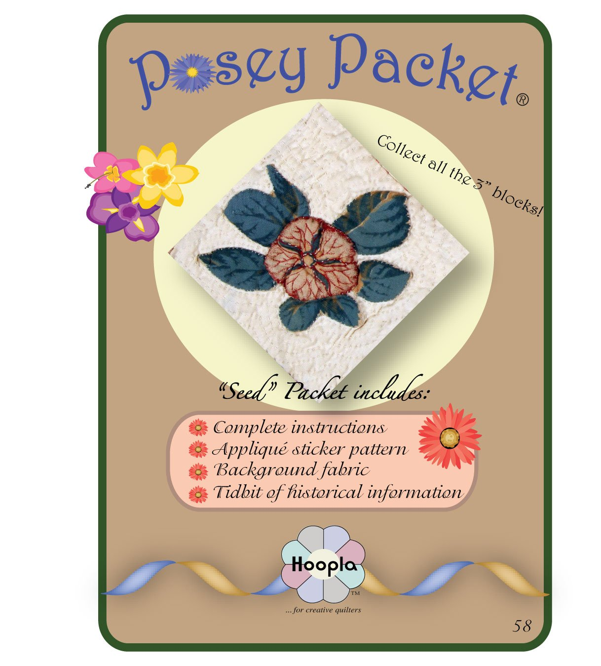 Posey Packet 58