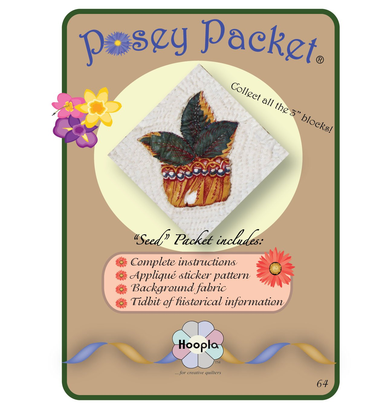 Posey Packet 64