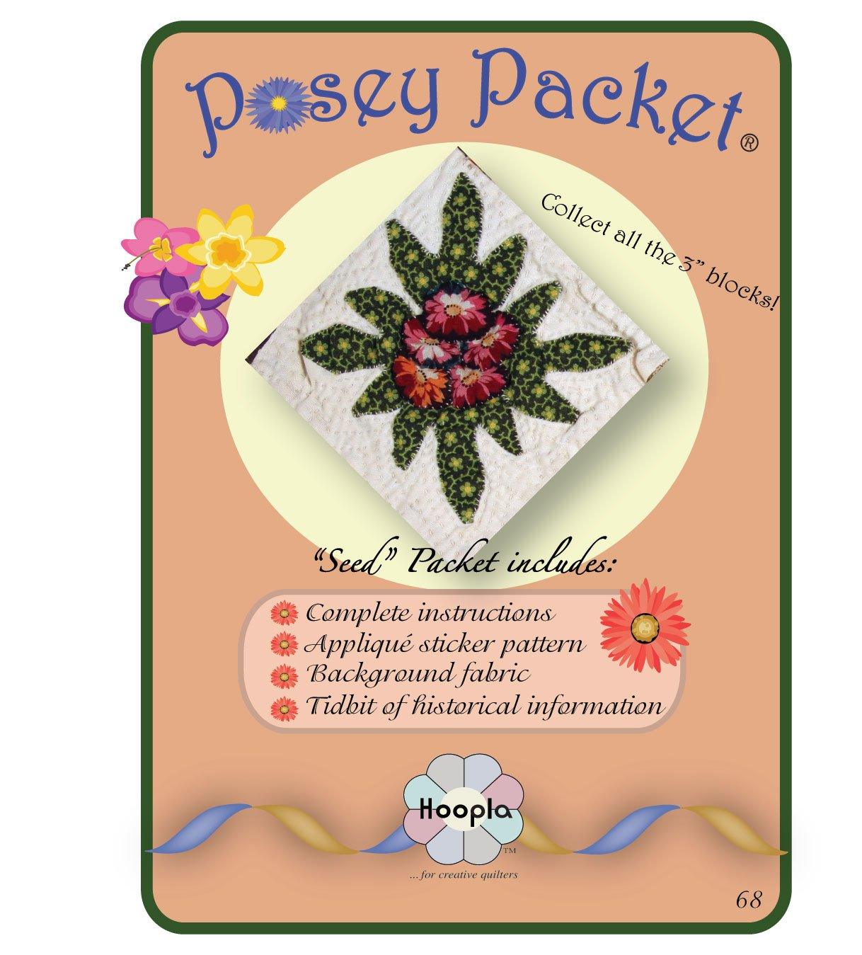 Posey Packet 68