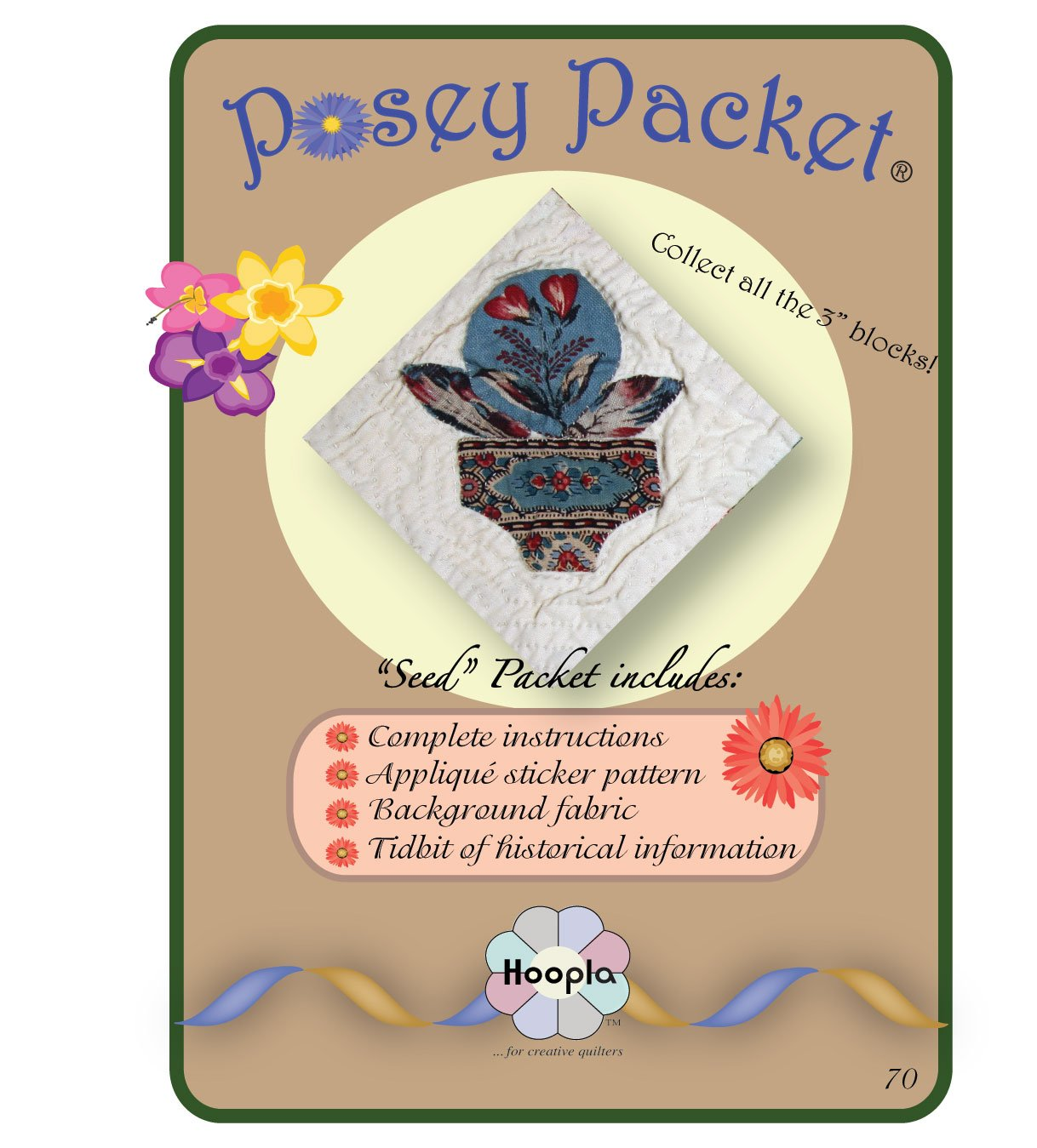 Posey Packet 70