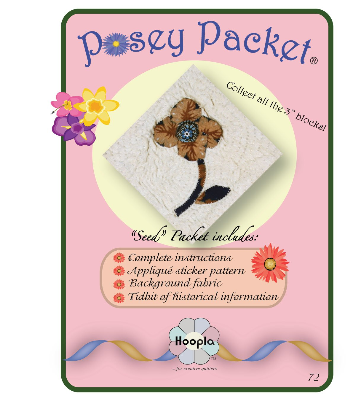 Posey Packet 72