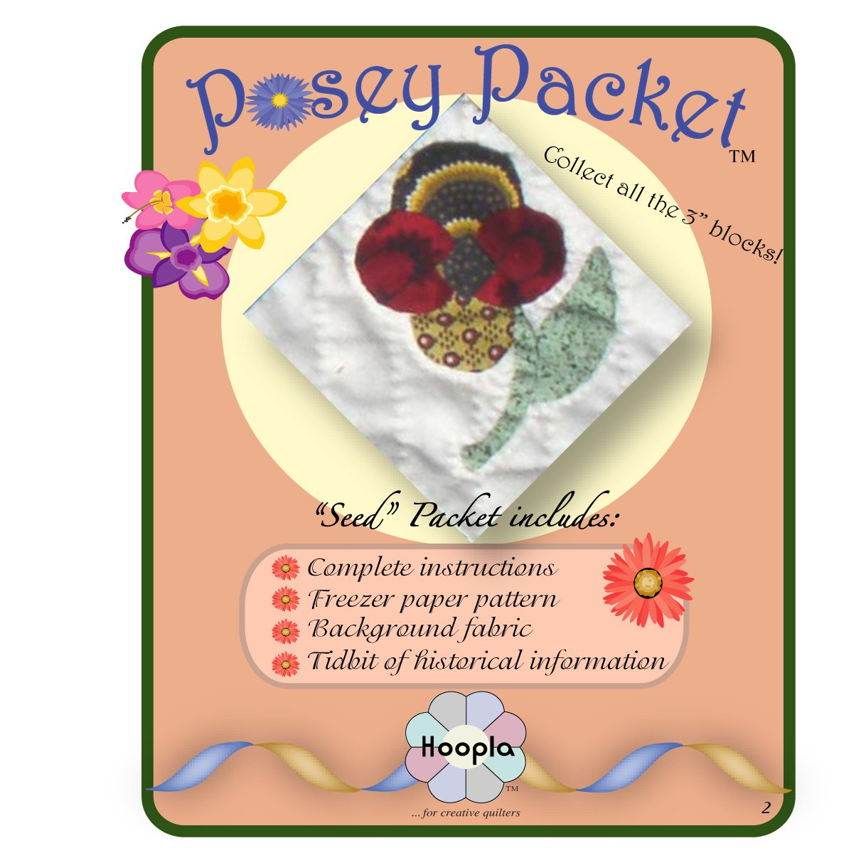 Posey Packet 2