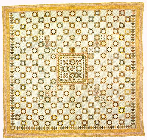 Sarah Johnson Quilt pattern