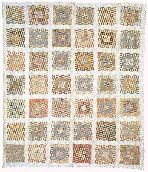 Clarissa White Alford Quilt pattern