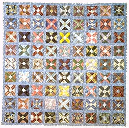 Elizabeth Green Quilt pattern