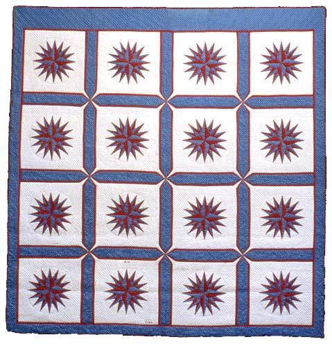 The Mary Benedict Baker Quilt pattern