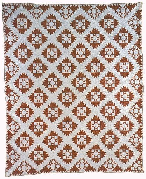 Sarah Fitch Quilt pattern