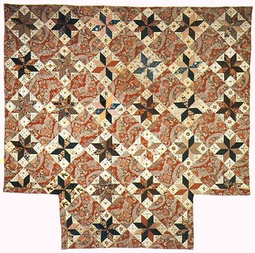 Clarissa D. Moore Quilt pattern