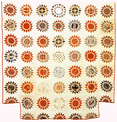 S.S. Larkin Quilt pattern