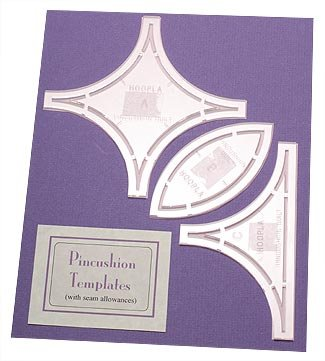 Pincushion templates