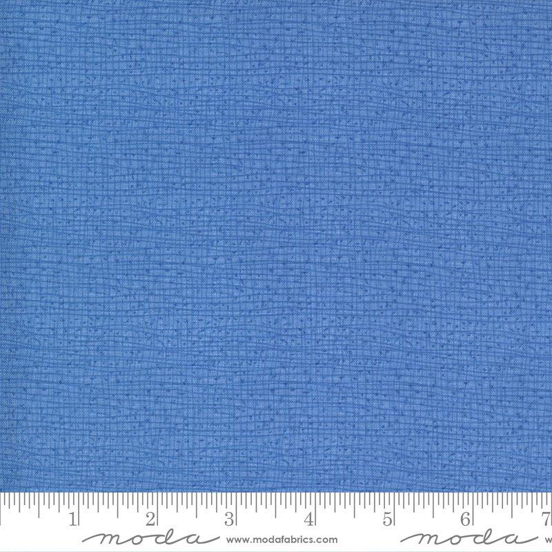 Moda Cottage Bleu Thatched - Cornflower