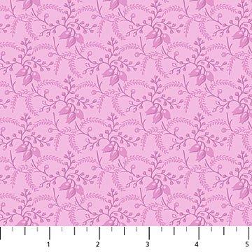 Northcott Orchids in Bloom Floral Blender - Pink