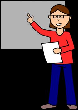 Teacher Val