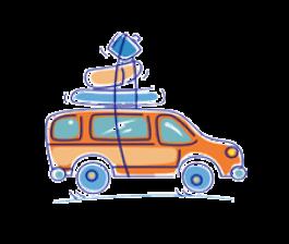 Shop Hop Car
