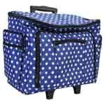 Sewing Machine Trolley Polka Dots - Small (Curbside Pickup Only)