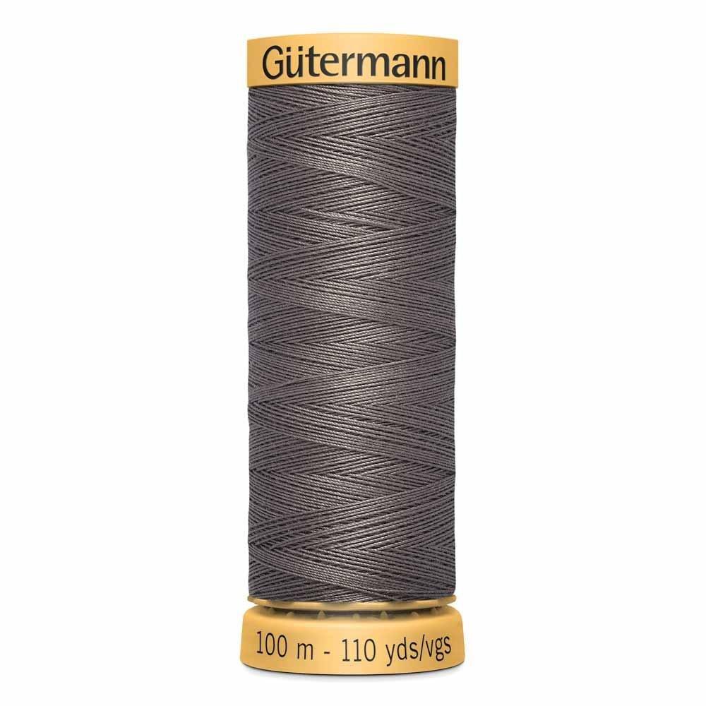 Gutermann Cotton Thread 100m - Cocoon Brown 3630