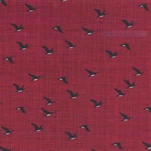 Moda True North 2 Canada Geese - Red