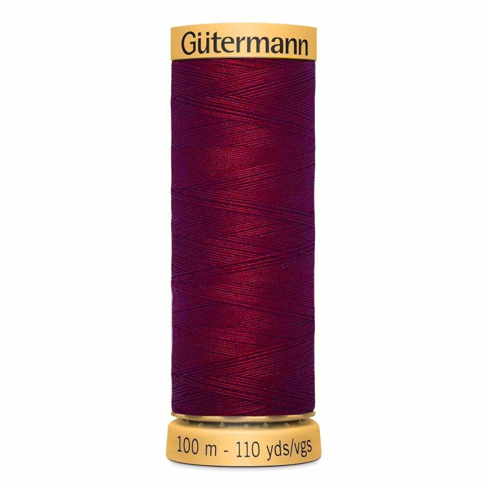 Gutermann Cotton Thread 100m - Mulberry 5800