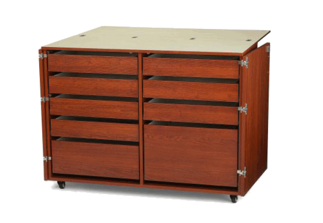 Dingo II Cutting and Storage Cabinet