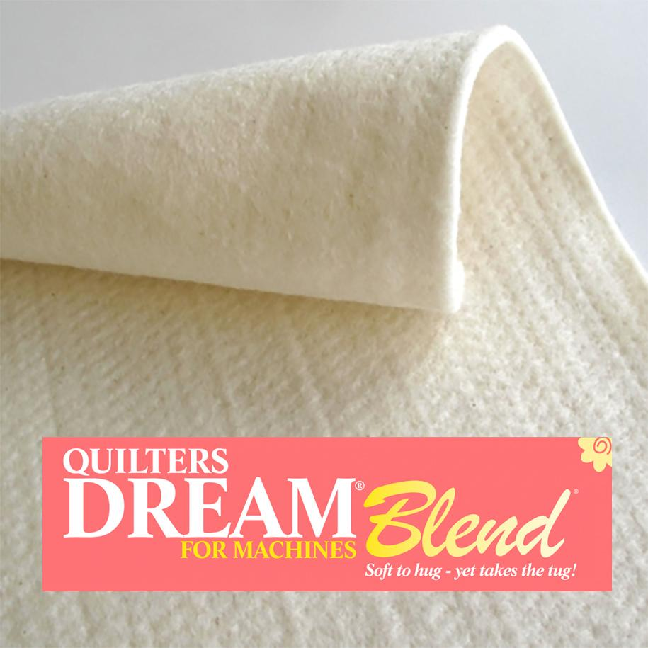 Quilters Dream Blend 70/30 Batting (By the Metre) - Local Delivery or Pickup Only