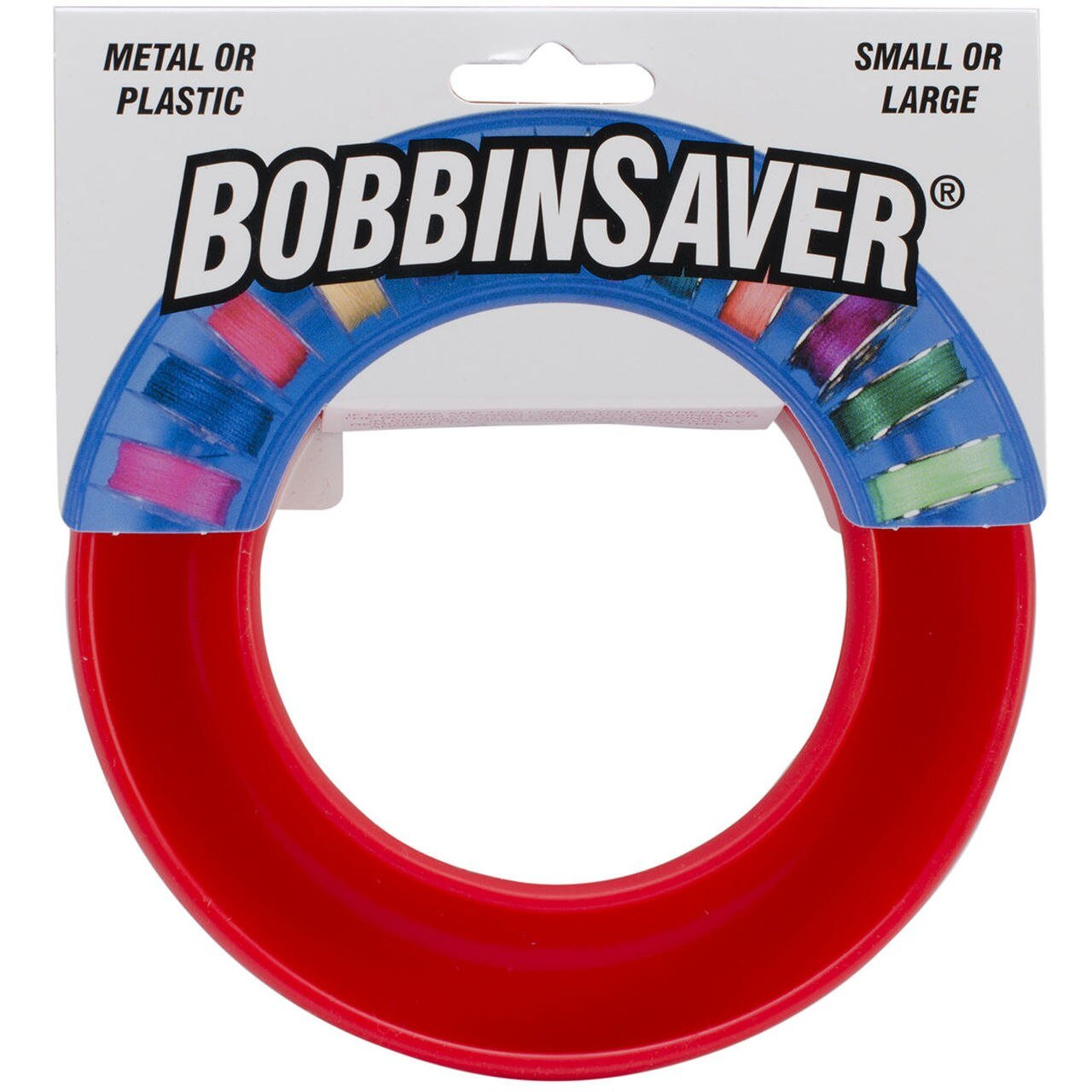 Grabbit BobbinSaver - Red