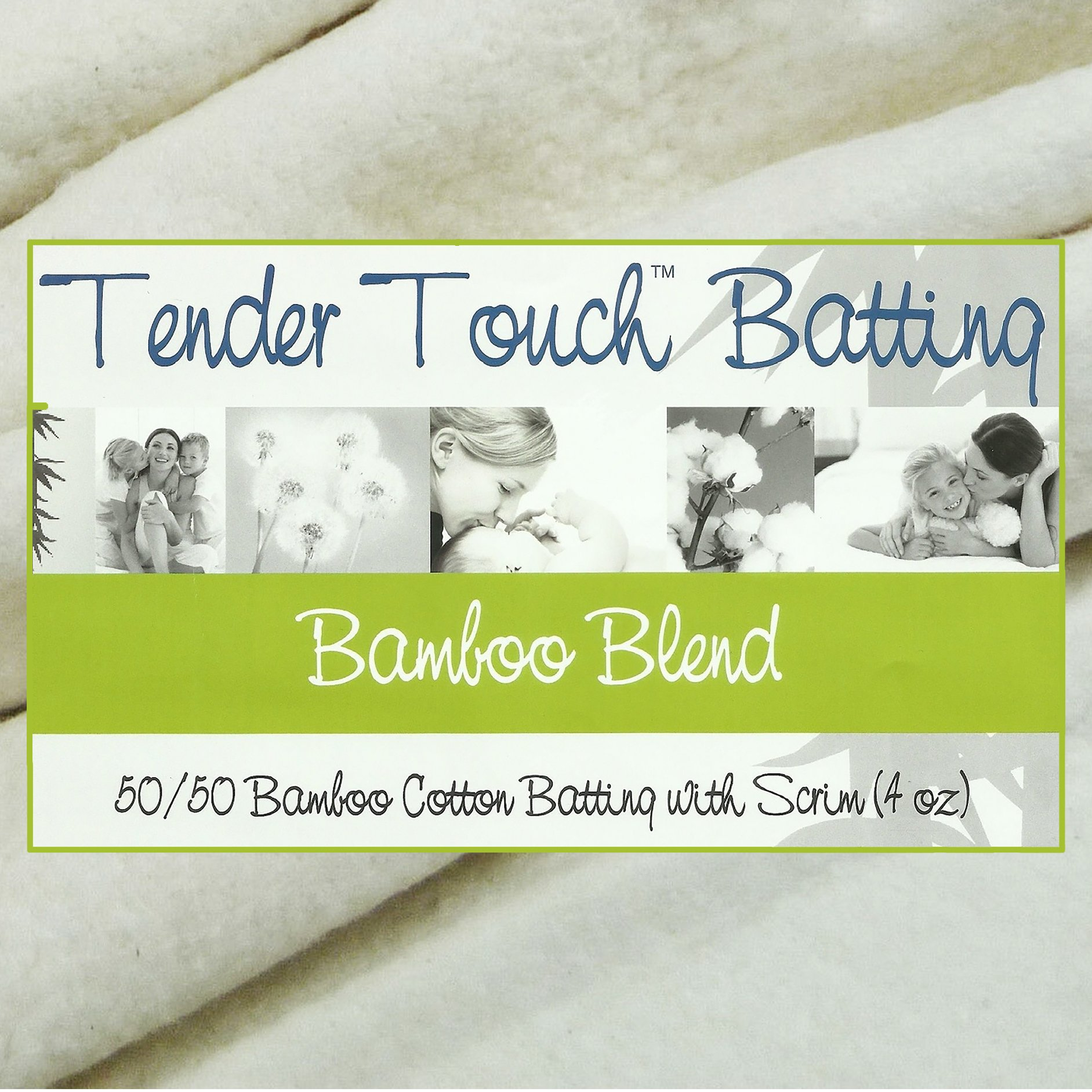 Tender Touch Bamboo Blend Batting (by the metre) - Local Delivery or Pickup Only