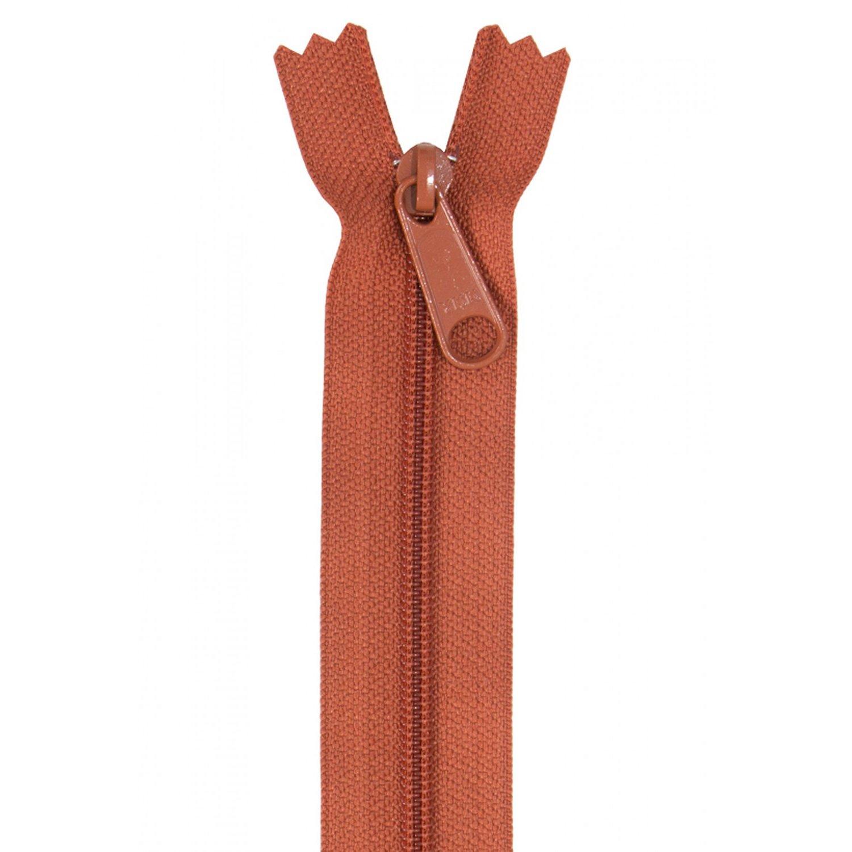 By Annie Handbag Zipper 24 - Redwood