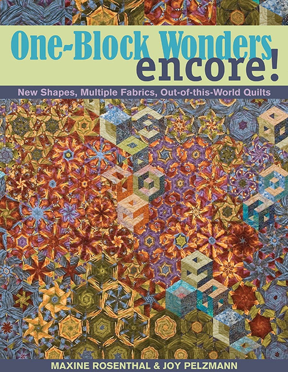 C&T Book One Block Wonders Encore