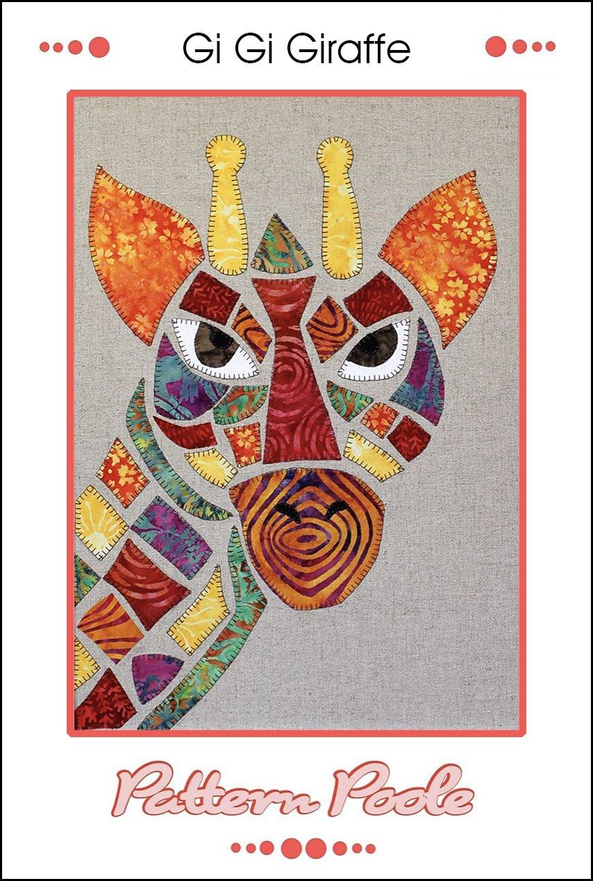 Pattern Poole Gi Gi Giraffe Pattern