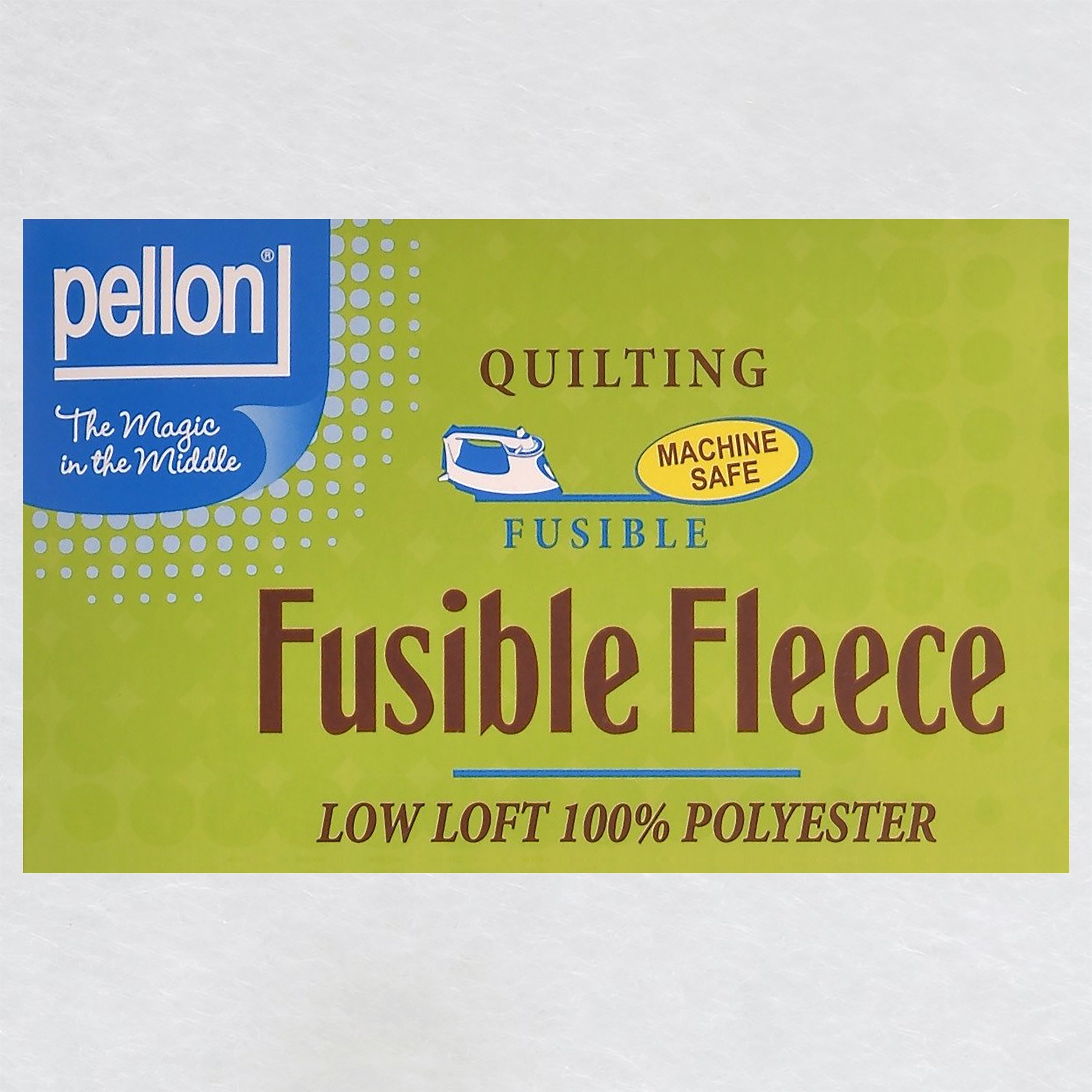 Pellon Fusible Fleece 987- Local Delivery or Pickup Only