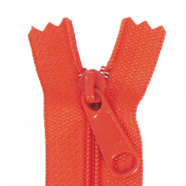 Aunties Two Handbag Zipper 14 - Clementine