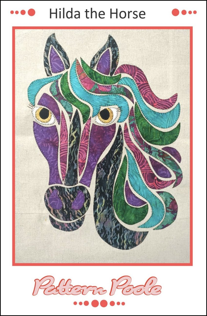 Pattern Poole Hilda the Horse