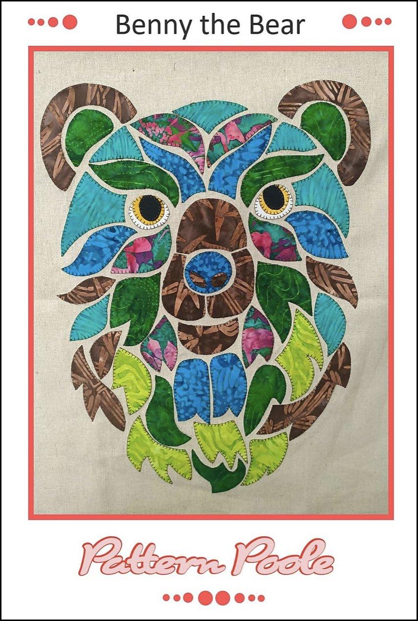 Pattern Poole Benny the Bear Pattern