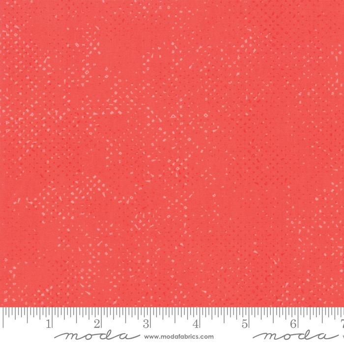 Moda Zen Chic Just Red Spotted - Cayenne