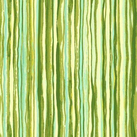 RJR Citrus Garden Stripe - Lime