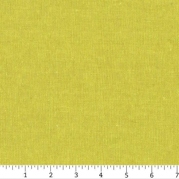 Robert Kaufman Essex Yarn Dyed Linen - Pickle